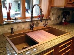 kitchen sink with cutting board photos to kitchen sink cutting board kitchen sink chopping board