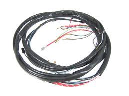 vw super beetle wiring harnesses vw parts jbugs com 73 super beetle wiring harness vw main wiring loom kit, super beetle sedan & convertible 1971 1972