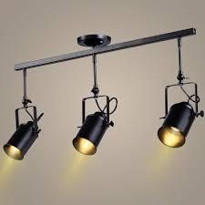 vintage track lighting. Retro / Industrial Loft Vintage LED Track Light Lighting