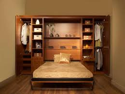 full size murphy bed wood