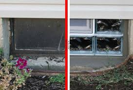 why glass block basement windows