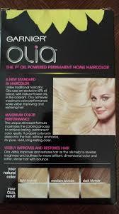 garnier olia oil powered permanent color lightest cool blonde 9 1 2 1 1 ea 6pk ebay