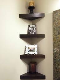wooden corner shelves furniture. corner shelves great for small bathroomsrooms wooden furniture