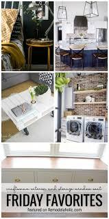 Remodelaholic Friday Favorites Craftsman Exterior And Storage Inspiration Interior Design Storage Exterior