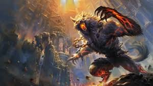 werewolf wallpaper 1920x1080.  1920x1080 62 1920x1080 1494 Werewolf Monster Grin  Preview Wallpaper Smite  Castle Fire Art And Werewolf Wallpaper 7
