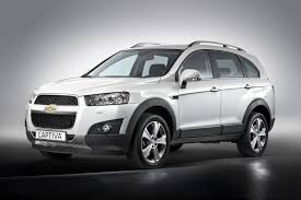 2011 Chevrolet Captiva SUV Review - Top Speed
