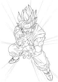 Coloring Pages Of Dragon Ball Z Coloring Pages Dragon Ball Z Free