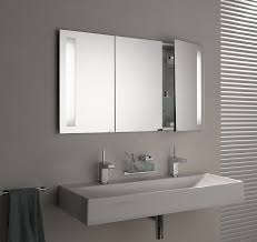 mirror with integrated lighting. Lights Integrated Into The Mirror Surface With Emco Premium Lighting O