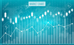 Creative Vector Illustration Of Business Data Financial Charts