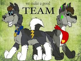 we make a good team by codythehusky on we make a good team by codythehusky