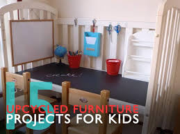 15 ways to upcycle old furniture into new creations for kids