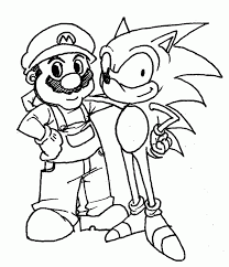 Small Picture Shadow The Hedgehog Coloring Pages To Print Coloring Home within