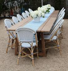 french rattan bistro furniture. serena \u0026 lily in the hamptons. french bistro chairsbistro rattan furniture
