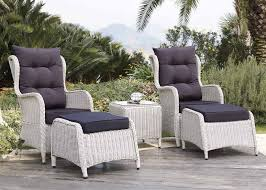 3pcs patio furniture set outdoor