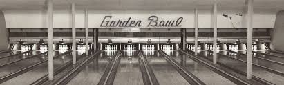 when john bauer and irv giese first opened the garden bowl garden bowling alley c 1913 on august 1 1913 there were 10 lanes on the first floor