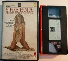 SHEENA - REGINA DELLA GIUNGLA (INEDITO IN DVD): Amazon.it: John Guillermin:  Film e TV