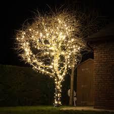 lights4you outdoor 20m 65ft 7 120 led warm white string lights