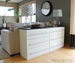 Captivating Full Size Of Interior: IKEA TARVA Transformed Into A Kitchen Sideboard All  Things G D Invigorate ...