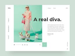 Design Diva Diva By Lorenzo On Dribbble