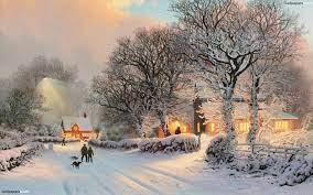 Cozy Winter Desktop Wallpapers - Top ...