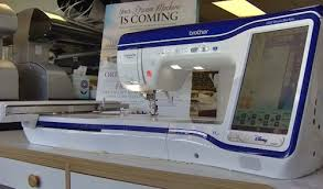 Brother Dream Catcher Sewing Machine Brother Dream Machinethis Would Be Great It's Not A Bernina 2