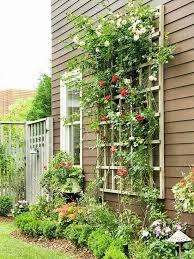 20 awesome diy garden trellis projects hative inside diy trellis wall