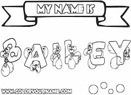 Small Picture Coloring Pages Of Your Name Coloring Coloring Pages