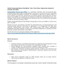Advantages And Disadvantages Of Natural Gas Global Compressed Natural Gas Market Pricing Station Advantages