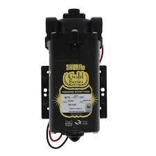 SHURflo 8075-111-313 Gold Series <b>RO</b> Booster Pump <b>50 GPD</b> 90 ...