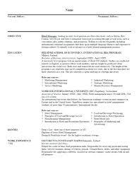 Hospitality Resume Objectives Resume Hospitality Resume 13