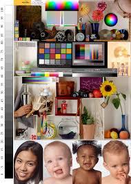 Printer Color Ink Teste Inkjet Colour Pdf Unique Test Page Coloring