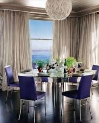 oval dining side chair encircle philippe starck for baccarat glass class chairs encircle a stainless