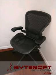 Aeron Office Chair Size Chart Herman Miller Aeron Chair Size C