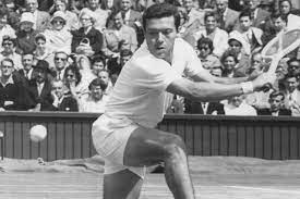 Bluetramontana Style: Wimbledon Story: Nicola Pietrangeli 🇮🇹