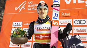 Am donnerstag geriet der 27 jahre alte norweger im. Daniel Andre Tande Claims His Next Win