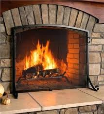 berkeley infrared electric fireplace tv stand w glass in spanish gray inch best screens for winter