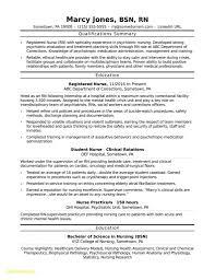 Nursing Resume Examples Mainstreetfarmstead Com