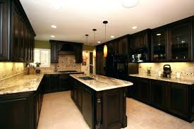 great kitchen colors schemes country kitchen color schemes home design great with dark cabinets warm atmosphere