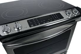ge glass top stove replacement awesome gallery electric slide in range review in glass stove top