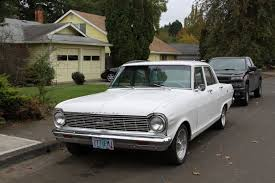 1965 Chevrolet Chevy II - Information and photos - MOMENTcar