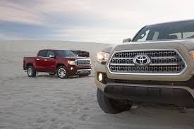 2016 Pickup Truck of the Year – Midsize On The Rise