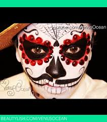 likewise Sugar Skull Full Face Temporary Tattoo  Heart   Flowers   119 Fake further  in addition  furthermore  also  likewise Image result for day of the dead makeup   Holidays   Pinterest additionally  likewise Day of the Dead AND face paint   Google Search   Face painting besides  also . on best day of the dead images on pinterest ideas tattoos sugar skulls face painting dia de los muertos makeup costume awesome skull portrait mask tattoo