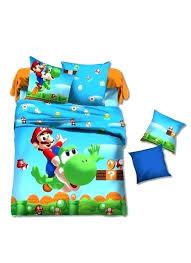 super mario bed sheets sheet set hot super bedding set girls twin full size bedding super mario bed sheets