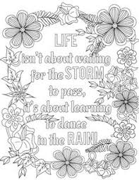 Small Picture Inspirational Quotes A Positive Uplifting by LiltColoringBooks