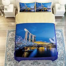 magnificent city of singapore bedding set 3 600x600 magnificent city of singapore bedding set