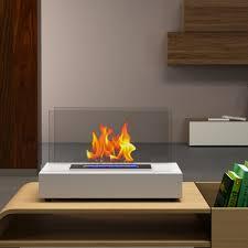 tabletop fireplace  dudeiwantthatcom