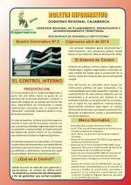 formatos de boletines informativos boletines regionales gobierno regional cajamarca