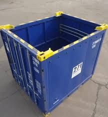 10FT OPEN TOP CONTAINER – 271 Containers
