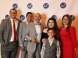 Mario Trujillo presented with Access to Justice Award — The Downey Patriot
