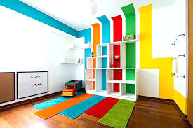 kids bedroom paint designs. Kids Play Room Ideas Playroom Paint Color Decor Wonderful With Cool Multicolored Striped Wall Design And White Bedroom Designs